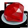 Ruby China logo