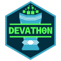 Devathon Registration logo