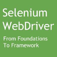 Selenium Webdriver From Foundations To Framework Github