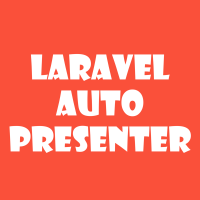 @laravel-auto-presenter