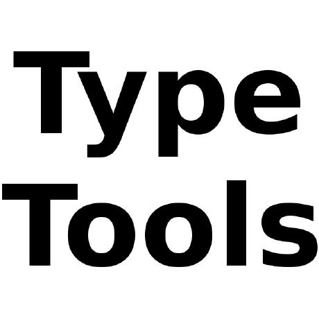 typetools
