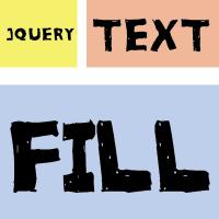 @jquery-textfill