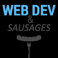 @webDevAndSausages
