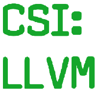 @CSI-LLVM