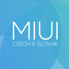 MIUI CZECH & SLOVAK