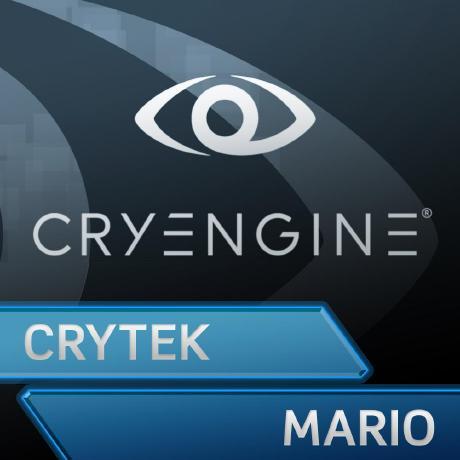 Cry-Mario