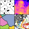 Spatiotemporal Arrays, Raster and Vector Data Cubes