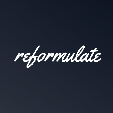 reformulate-semantic-ui