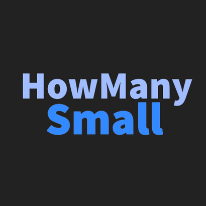 howmanysmall / Repositories · GitHub