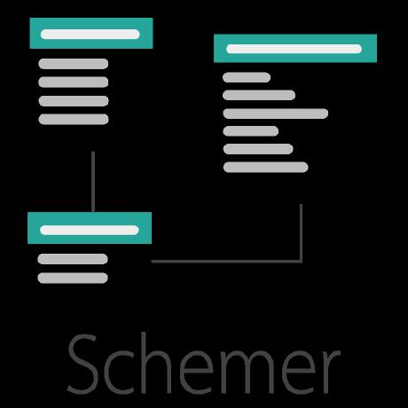 SchemerApp/schema-diagram icon