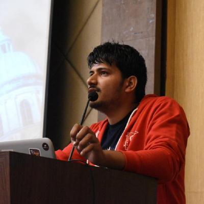 @Ashutosh Dwivedi