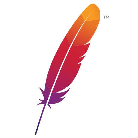 apache flink logo. apache flink logo