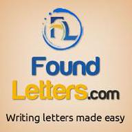 @Foundletters