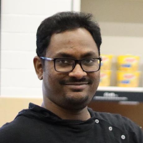 Sarath Vakacharla's avatar