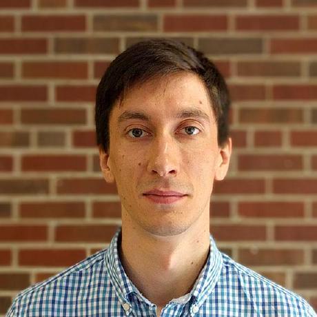 Evgeny Ponomarev's avatar