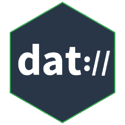 datproject - A distributed data community. Dat is a nonprofit-backed data sharing protocol for applications of the future.