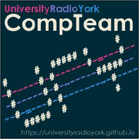 University Radio York Computing Team · GitHub