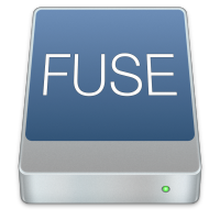 FUSE for OS X