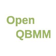@OpenQBMM