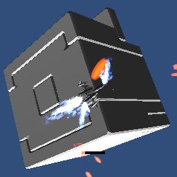 Github Tomotaco Particlesystembeamshaderdemo 射線軸から見ても破綻しないビームを Unity の Particlesystem でやってみたサンプルプロジェクト